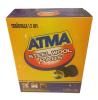 ATMA Мочалка металлическая, 12 шт - Мочалка металлическая ATMA Steel Wool Pads lemon, 12 шт