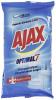 Ajax Optimal 7 Салфетки универсальные, 50 шт - Универсальные чистящие салфетки Ajax Optimal 7 yleispuhdistusliinat, 50 нормальных салфеток = 25 большим салфеткам
