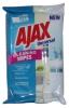 Ajax Чистящие салфетки универсальные, 60 шт - Универсальные чистящие биоразлагаемые салфетки Ajax Universal Cleaning Wipes для дома, кухни и ванной комнаты, 60 штук.