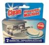 At Home Clean Для чистки п/моечной машины, 2 таблетки - Средство для очистки посудомоечной машины At Home Clean Dishwashing Machine, 2 таблетки.