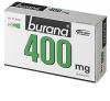 Burana 400 mg, 30 таблеток - Болеутоляющий и жаропонижающий медикамент Burana 400 mg, 30 таблеток