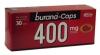Burana-caps 400 mg, 30 капсул (Бурана капс) - Burana-caps 400 мг, 30 капсул. Показан для временного снятия боли и лихорадочных состояний, при простуде и гриппе, мышечных и суставных болях, головной боли, ревматической и зубной боли.