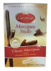 Carstens Marzipan Sticks Марципановые палочки, 100 гр - Марципановые палочки Carstens Marzipan Sticks Classic-Marzipan, 100 гр. Марципана (76%), покрытие горький шоколад (24%).