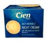 Cien Ночной крем против морщин, 50 мл - Ночной крем Cien Night Cream Q10 с гиалуроновой кислотой и витамином Е, против морщин, для всех типов кожи, 50 мл.
