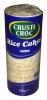 Crusti Croc Лепешки рисовые, соленые, 130 гр - Соленые рисовые лепешки Crusti Croc Rice Cakes Salte, 130 гр