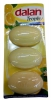 DALAN Trophy Мыло лимон, 3 шт х 90 гр - Туалетное мыло DALAN Trophy Lemon лимон, 3 шт х 90 гр