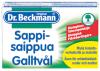 Dr Beckmann Мыло для удаления пятен с текстиля, мебели и ковров, - Мыло Dr Beckmann Sappisaippua для удаления пятен с текстиля, мебели и ковров, 100 гр. 99 % биоразлагаемое.