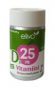 Elivo Vitamin D 25 мкг со вкусом яблока, 120 таб. - Elivo Vitamin D 25 мкг, со вкусом яблока, 120 таб.