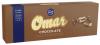 Fazer Omar Chocolate Конфеты, 320 гр - Конфеты Fazer Omar Chocolate ириски в шоколаде, 320 гр