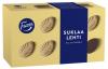 Fazer Suklaalehti Печенье шоколадное, 185 гр, 27 шт - Шоколадное печенье Fazer Suklaalehti, 185 гр, 27 шт