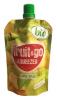 Fruit&Go Bio Пюре орган. (Яблоко-груша), 100 гр - Органическое пюре Fruit & go Squeezer Bio Apple-Pear Яблоко-груша, 100 гр