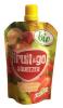 Fruit&Go Bio Пюре орган. (яблоко-банан-клубника), 100 гр - Органическое пюре Fruit & go Squeezer Bio Apple-Banana-Strawberry Яблоко-банан-клубника, 100 гр