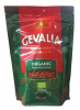 Gevalia Organic Кофе в/у, 150 гр - Кофе Gevalia Organic изготовлено из 100% арабики бобов органического земледелия, которые дают кофе фруктовый, ароматический и сбалансированный вкус. Кофе отвечает требованиям органического производства.