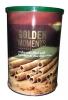 Golden Moments Вафельные трубочки какао фундук, 400 гр