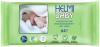 Helmi Baby Салфетки для ежедневного использования, 64 шт - Мягкие очищающее салфетки для ежедневного использования.