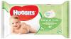 Huggies Natural Care Салфетки очищающие, 56 шт - Очищающие салфетки Huggies Natural Care натуральное очищение, 56 штук