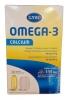 LYSI Omega-3 Calcium 335 mg, 30 капс + 60 табл - LYSI Omega-3 Calcium 335 mg - Омега-3 рыбий жир с витамином D (30 капсул) + кальций (60 таблеток).