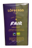 Löfbergs FAIR Кофе молотый (Степень обжарки №4), 450 гр - Кофе Löfbergs FAIR Morkros молотый, 450 гр. Обжиг №4.