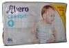 Libero 4 Comfort MEGA PACK (7-11 кг) 84 шт - Libero 4 для детей, которые уже активно двигаются.С упругими краями и липучками.
