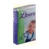 Libero 5 Comfort fit (10-14 кг) 50 шт - Libero 5 Comfort fit имеет поверхность, которая держит влагу внутри.Тонкие, гибкие поля и липучки, обеспечивают ребенка полным комфортом.