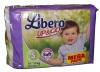 Libero 5 Up Go MEGA PACK (10-14 кг) 62 шт. - Мягкие, комфортные трусики.Невероятно удобные и очень комфортные для малыша.