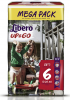 Libero 6 Up Go MEGA PACK  (13-20 кг) 58 шт.