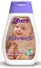 Libero Жидкость для мытья детей, 200 мл - Моющая жидкость для детей Libero Baby Wash Pesuneste мягкая, натуральная, не содержит ароматизаторов, 200 мл. Также подходит для новорожденных.