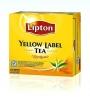 Lipton Чай чёрный, 100 шт - Чай Lipton Yellow Label 100 шт