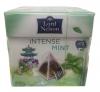 Lord Nelson Чай зеленый с мятой, 20 пир. - Зеленый чай с мятой Lord Nelson Intense Mint. 20 пирамидных мешков.