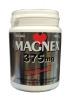 Magnex 375 mg + витамин В6, 180 табл - Magnex 375 mg + витамин В6 - Стимулирует нервную систему и нормальную функцию мышц, 180 таблеток. Пищевая добавка. Без сахара, лактозы, глютена, дрожжей.