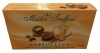 Maitre Truffout Конфеты с кремом капучино, 84 гр - Конфеты из молочного шоколада Maitre Truffout Cappuccino с кремовой начинкой капучино (58%), 84 гр