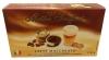 Maitre Truffout Конфеты с кремом кофе, 84 гр - Молочный и белый шоколад Maitre Truffout Latte Macchiato с кремовой начинкой кофе (58%), 84 гр.