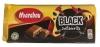 Marabou Шоколад молочный с лакрицей, 180 гр - Молочный шоколад Marabou Black Saltlakrits с кусочками лакрицы (12%), 180 гр
