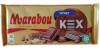 Marabou KEX Молочный шоколад с печеньем и морской солью, 185 гр. - Marabou KEX Молочный шоколад с печеньем и морской солью, 185 гр.