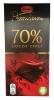 Marabou Premium Шоколад темный 70% с перцем чили, 100 гр - Темный шоколад Marabou Premium 70% Cocoa Chili с перцем чили, 100 гр