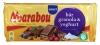 Marabou Шоколад молочный с мюслями, ягодами и йогуртом, 200 гр - Молочный шоколад Marabou Bär Granola & Yoghurt с мюслями (3,7%), подслащенными ягодами (3,7%) и йогуртом (4,5%), 200 гр