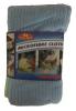 Mikrofibre Салфетки из микроволокна (41х48 см), 4 шт - Комплект салфеток из микроволокна Mikrofibre Cloth для уборки дома, размер 41 х 48 см, 4 штуки