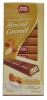Mister Choc Шоколад молочный с миндалем и карамелью, 200 гр - Шоколад молочный Mister Choc Milk Chocolate Fingers Almond Caramel с молочной кремовой начинкой, миндалём и карамелью, в виде 11 отдельных батончиков.