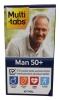 Multi-Tabs Витаминно-минеральный комплекс для мужчин 50+, 60 таб - Витаминно-минеральный комплекс Multi-Tabs Man 50+ питательная поддержка для мужчин более 50 лет, для ежедневного использования , 60 табл.