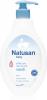 Natusan Baby Для мытья кожи и волос ребенка, 400 мл - Natusan Baby Mild Care Top-to-Toe Wash - от макушки до пяток. Не сушит кожу. Подходит для использования на коже ребенка и для мытья волос.  Уникальная композиция NO MORE TEARS не щиплет глаза ребенка.