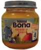 Nestle Bona груша, манго 125гр., с 4 мес. - Фруктовое пюре Nestle Bona груша, манго 125гр., с 4-х месяцев.