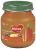 Nutricia Muksu Овощи с говядиной, с 6 мес., 125 гр - Nutricia Muksu Porkkanainen liha-papupata Овощи с говядиной, с 6 месяцев, 125 гр.