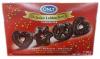 ONLY Печенье имбирное в тёмном шоколаде, 500 гр. - ONLY Печенье имбирное в тёмном шоколаде, 500 гр.