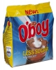 O'boy Less Sugar, 500 гр - Какао O'boy Less Sugar с меньшим добавление сахара по сравнению с O'boy Original, 500 гр. Не содержит подсластители. Хорошо растворяется в горячем или холодном молоке.