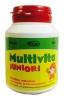 Orion Pharma Multivita Juniori Поливитамины и минералы, 200 табл - Жевательные таблетки Orion Pharma Multivita Juniori со вкусом клубники, 200 шт.