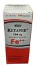 Orion Pharma Retafer 100 mg Fe++, 100 капс