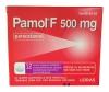 Pamol F 500 mg (Paracetamol), 12 шт - Парацетамол Pamol F 500 mg (Paracetamol) от временной боли и лихорадки, 12 шт