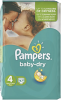 Pampers 4 Baby Dry, 47 шт (7-18 кг) - Pampers 4 Baby Dry 47 штук, 7 - 18  кг