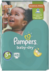 Pampers 5+ Baby-Dry, 43 шт (13-25 кг)