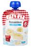 Piltti Пюре (банан с йогуртом), 90 гр (с 6 мес.) - Фруктовое пюре Piltti Banaaninen jogurttivälipala банан с йогуртом, с 6 месяцев, 90 гр